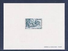 épreuve de luxe  journée du timbre   1973   num: 1749