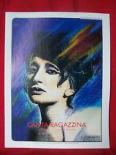 MINA Canta ragazzina 1967 raro spartito Pataccini Pop Art Cover