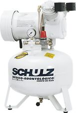 SCHULZ AIR COMPRESSOR - OIL FREE - 1HP - DENTAL / MEDICAL COMPRESSOR