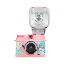 Lomography Diana Mini Double Rainbow 35mm Film Flash Camera Tara Mcpherson