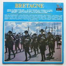 2XLP Bretagne Sonneurs Kornog Keltieck Paris Petits chanteurs Saint Brieuc 637