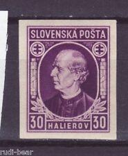 Slovacchia n. 38 D * Andrej Hlinka politici & cattolica prete -2