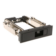 Single Bay 3.5-Inch SATA Trayless Hot Swap Rack Supports Hot Swap with Screw