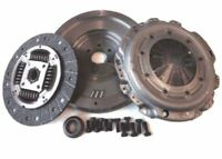 DUAL MASS TO SINGLE SOLID FLYWHEEL & CLUTCH PEUGEOT 207 1.6 HDI 2006 ONWARD
