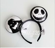 Disney Nightmare Before Christmas Jack Skellington Oogie Boogie Ears Headband