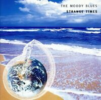 MOODY BLUES Strange Times BANNER HUGE 4X4 Ft Fabric Poster Tapestry album cover