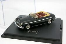 Kit Monté résine 1/43 - Salmson 2300 1955 Cabriolet Noire