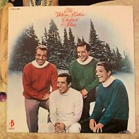 Andy Williams & the Williams Brothers Christmas Album - OG Barnaby vinyl LP 1970