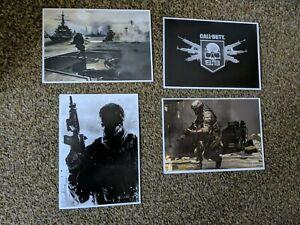 Call Of Duty Modern Warfare 3 Postcards