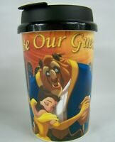 Disney Parks Be Our Guest Cup Beauty and the Beast Restaurant with Lid