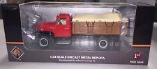 First Gear International R190 Grain Truck 1/34 NIB 19-3917