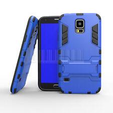 Híbrido Resistente Protector Antichoque Funda Rígida Base para Samsung Galaxy