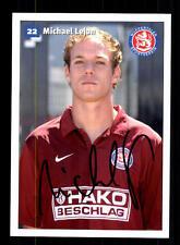 Michael Lejan Autogrammkarte Wuppertaler SV 2006-07 Original Signiert+A 139887