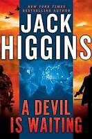 *BRAND NEW* A Devil Is Waiting by Jack Higgins Hardback 2012
