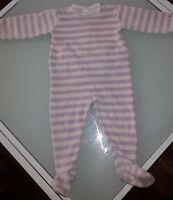 Schlaf gut Pyjama Baby Mädchen PETIT BATEAU 18 Monate sehr guter Zustand