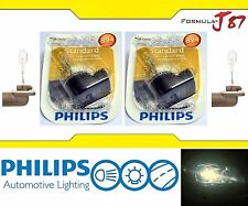 Philips Standard 894 37.5W Two Bulbs Fog Light Replacement Stock Lamp Plug Play