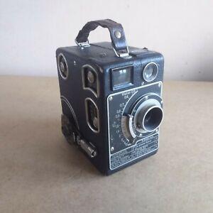 Camera  8mm Siemens avec objectif Meyer Anastigmat f/1.5 - 20mm.