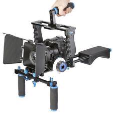 Upgrade Aluminum Film Movie Kit System Rig for Canon/Nikon/Sony ETC DSLR Cameras
