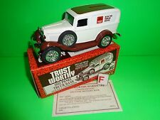 Trust Worthy Hardware Trustworthy 1932 32 Ford Panel Truck REG Only Ertl MIB F