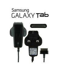 """Sostituzione SAMSUNG Caricatore da muro Regno Unito per Galaxy Tablet 10.1"""" 8.9"""" 7"""" TAB 2 Nero"""