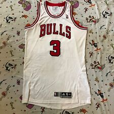 Omer Asik Game Worn Used Nba Jersey Chicago Bulls Pro Cut Pelicans Team Issued