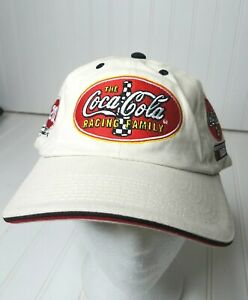 Nascar Hat The Coca Cola Racing Family Tony Stewart Baseball Cap 2003 #20