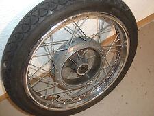 Hinterrad, Yamaha RD 250(352), DS 6, 7, R 3, 5, YR 2, rear wheel, rim, Felge,Rad