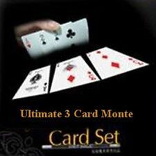 Ultimate 3 Card Monte - Trucchi con le Carte - Giochi di Magia