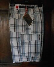 Marks and Spencer Check Regular Big & Tall Shorts for Men