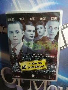 1 KM DA WALL STREET  Dvd  .... Nuovo