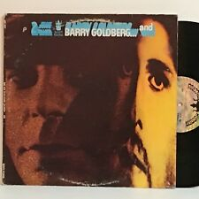 BARRY GOLDBERG...AND  2 Jews Blues BUDDAH RECORDS LP EX