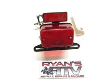 2000 Yamaha Grizzly 600 Taillight Assembly