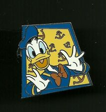 Donald Duck with Anchors Splendid Walt Disney Pin
