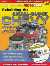 Rebuilding the Small-Block Chevy Video-Book ( Revised and Updated  SA116)