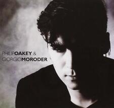 Philip Oakey And Giorgio Moroder - NEW CD   Remastered with 7 Bonus Tracks