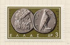 Grecia 1963 PRIMA EDIZIONE BELLE Mint Hinged 3dr. 103868