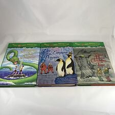 Magic Tree House Merlin Mission Hardcover Set of 3 Books 31, 40 & 44
