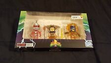 Power Rangers Action Vinyls Figures Crystal Armor Exclusive Goldar 3 Pack NEW FS