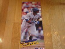 0e2c195557 1991 Ken Griffey, Jr. Seattle Mariners Vintage/Rare Original Locker Poster