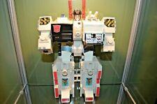 New listing Vintage Hasbro G1 Transformers Metroplex Robot Body Plastic Tire Version