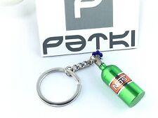 #25 NOS Lachgas Flasche als Schlüsselanhänger in grün - Auto - Tuning