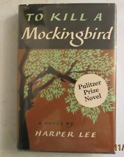 Harper Lee Autographed To Kill A Mockingbird 38th ptg 1978 Fine Condition.in D/J