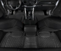 Heavy Duty Car Rubber Floor Mats for Auto SUV Sedan Van All Weather Protection