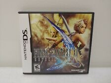 Final Fantasy Xii: Revenant Wings - Nintendo Ds {Used/Complete}