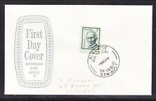 "Australia ""Apo"" Grey/Green 1968 5c Edgeworth David First Day Cover - Addressed"