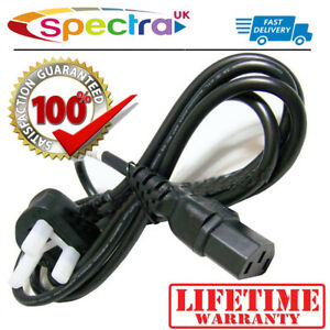 Power Cable for Powertech Body Shaper Vibroplate Vibration Plate Exercise Machin