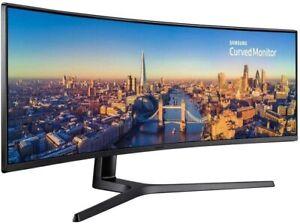 Samsung C49J890DKN, CJ890 Series 49 inch 3840x1080 Super Ultra-Wide Desktop