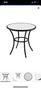 style selections Pelham bay bistro table 720.205.001