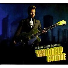 Brian Setzer Orchestra - Songs From Lonely Avenue [CD]