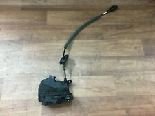 Renault Clio GT Line 2018 drivers RH Side front door lock mechanism 805021989